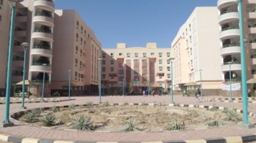 كلية الطب البيطري بسوهاج