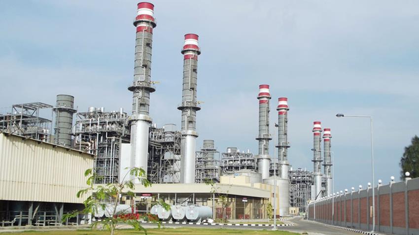 محطة توليد كهرباء شمال الجيزة المركبة