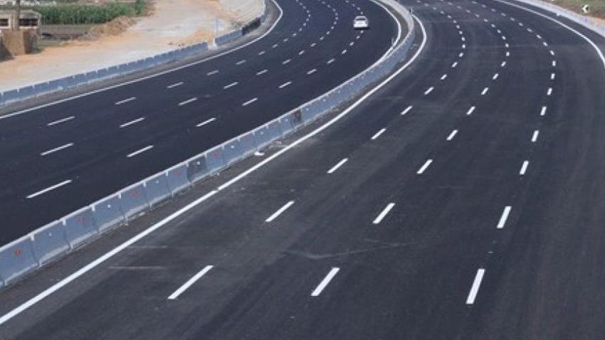 المرحلة الثانية من طريق الشط - ميت أبو الكوم - القنطرة شرق