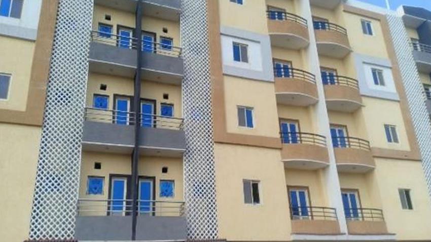 الإسكان الإجتماعي بمنطقة كفر سعد
