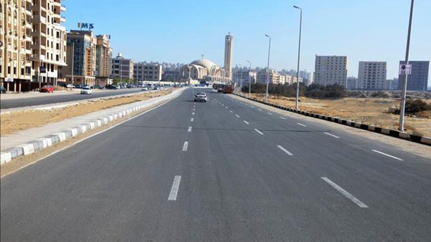 المرحلة الأولى من الطريق الدائري الأوسطي