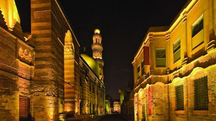 تطوير منطقة الجمالية الأثرية بالقاهرة