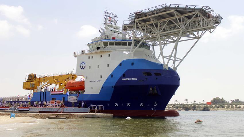 سفينة الخدمات البترولية أحمد فاضل