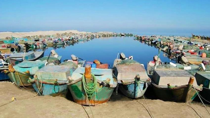 تطوير بحيرة البردويل بشمال سيناء