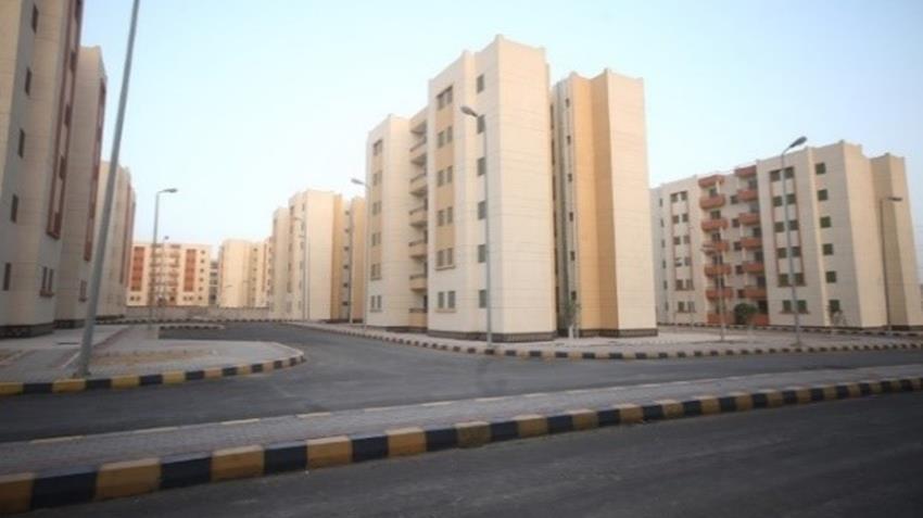 الإسكان الاجتماعي بالقاهرة الجديدة