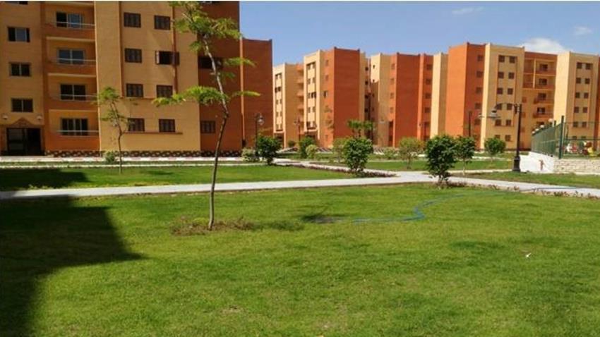 الإسكان الاجتماعي بمدينة النوبارية الجديدة