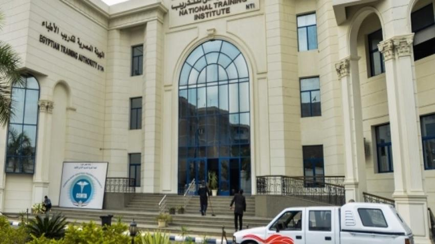 تطوير المعهد القومي للتدريب بالعباسية