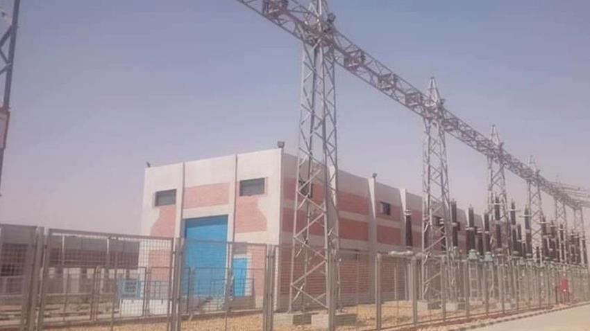 محطة محولات المستثمرين بالقاهرة