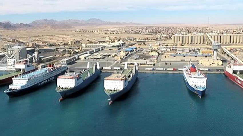 تطوير ميناء سفاجا البحري