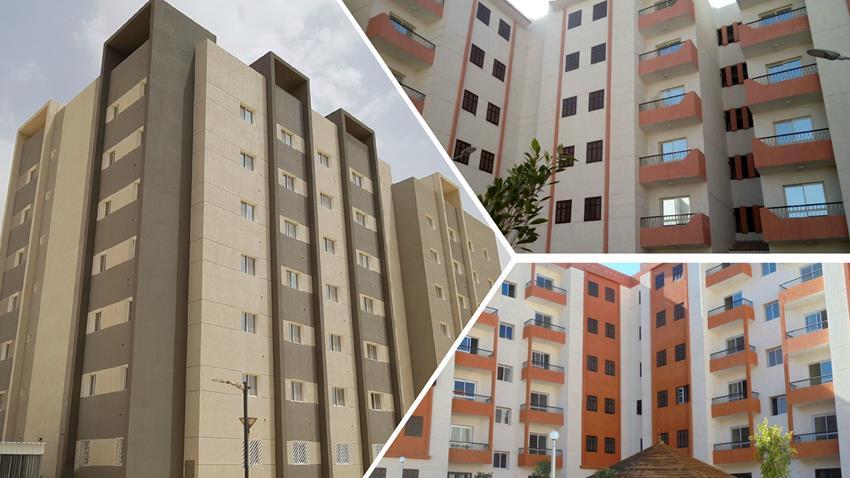الإسكان الاجتماعي بمحافظة المنيا