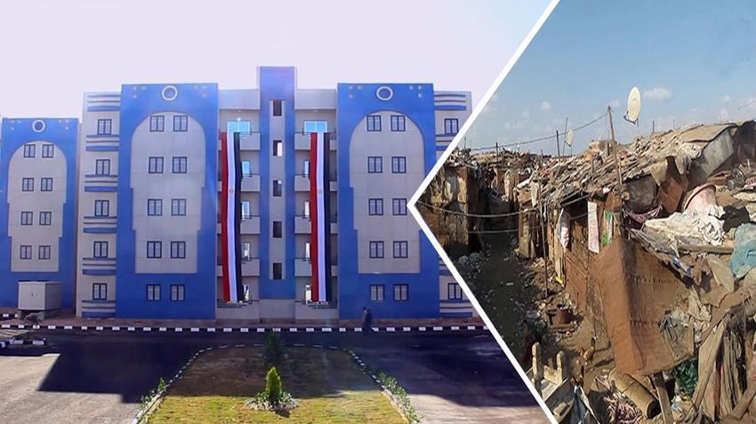 تطوير مناطق هاجوج والإصلاح والجناين ببورسعيد