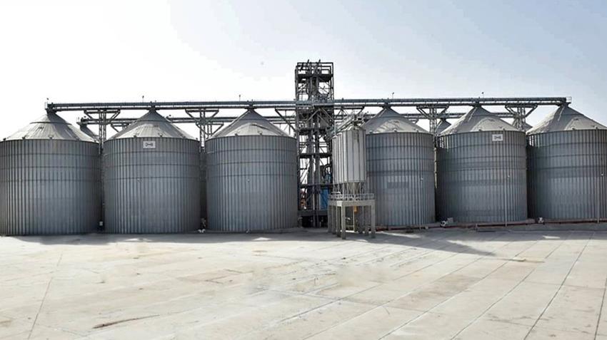 مشروع ثلاث صوامع (الشيخ فضل - بني مزار - البهنسا) بمحافظة المنيا