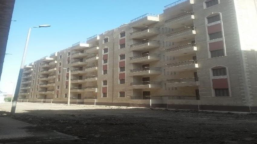 إسكان الشباب بمنطقة ماقوسة بمحافظة المنيا