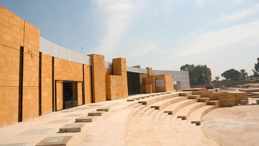 متحف آثار تل بسطا بالشرقية