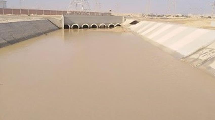 أعمال الحماية من أخطار السيول