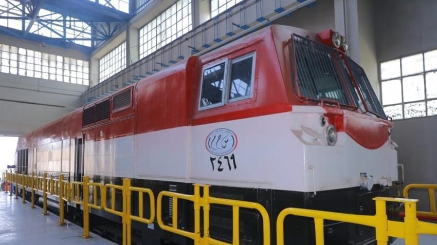 رفع كفاءة ورش القطارات