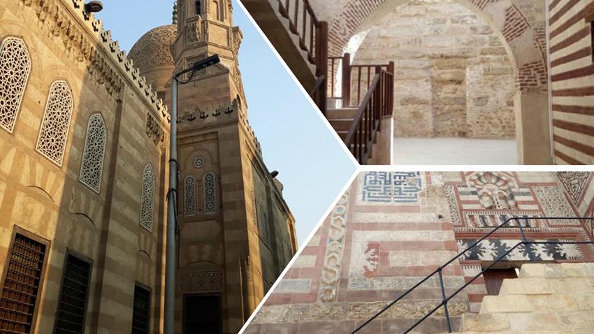 ترميم المباني الأثرية بشارع باب الوزير بالقاهرة