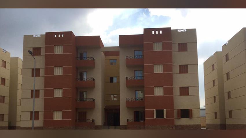 الإسكان الاجتماعي بمدينة كفر سعد بمحافظة دمياط