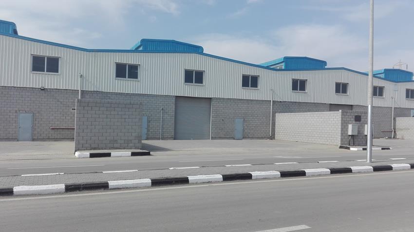 مجمع الصناعات الصغيرة بجنوب الرسوة - محافظة بورسعيد