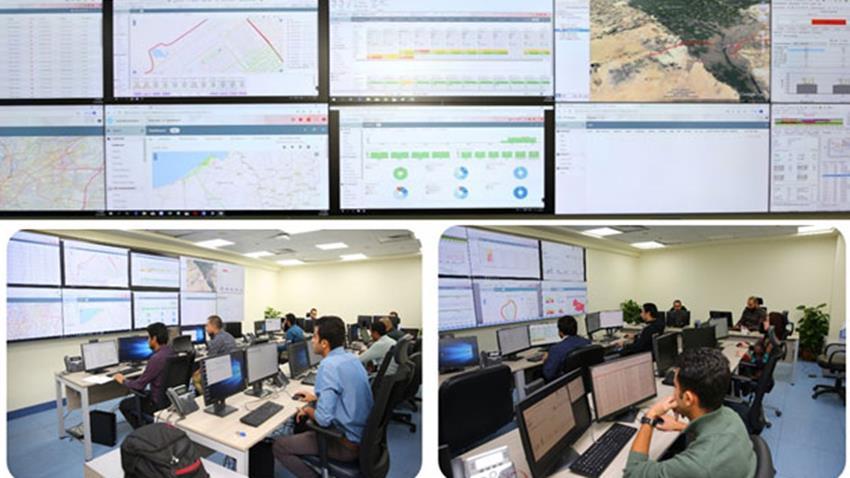 مركز قياس جودة شبكات الاتصالات بالجهاز القومي لتنظيم الاتصالات