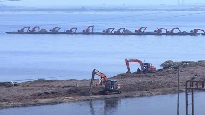 تطوير واستعادة كفاءة بحيرة مريوط