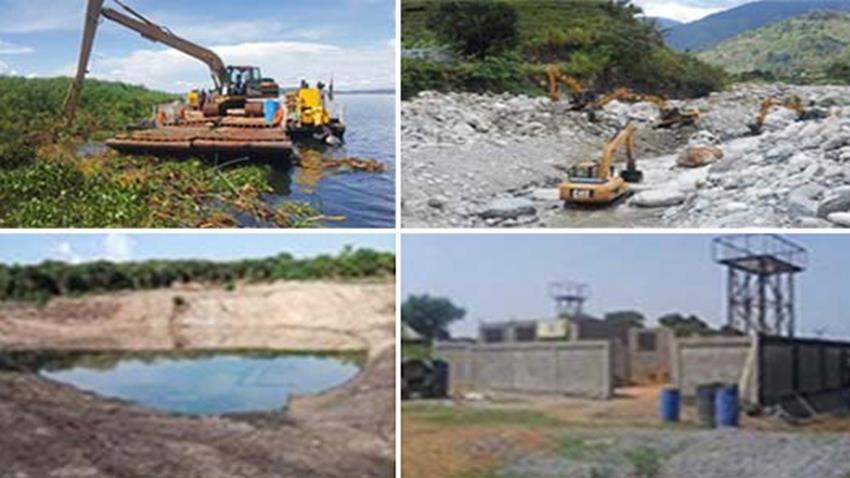 تنمية منابع حوض نهر النيل