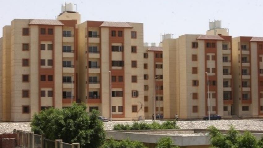عدد ٢٤٧٢ وحدة إسكان اجتماعي بمحافظة القاهرة