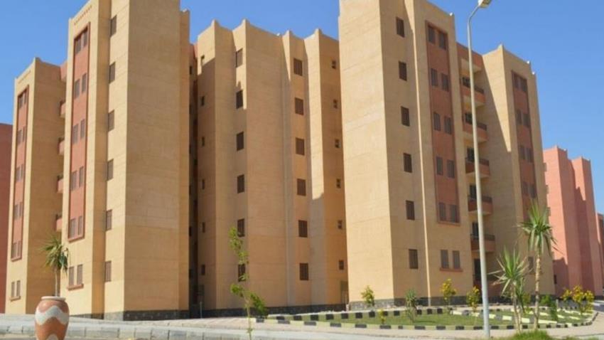 الإسكان الاجتماعي بمحافظة سوهاج