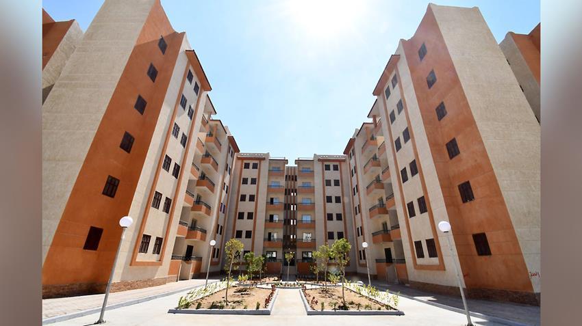 الإسكان الاجتماعي بالمنيا الجديدة