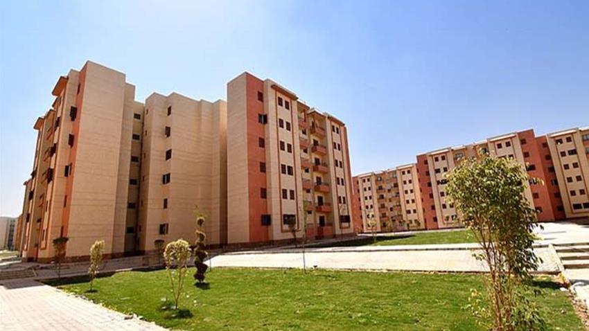 الإسكان الإجتماعي بمدينة العاشر من رمضان
