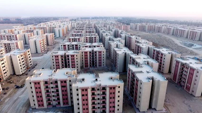 الإسكان الاجتماعي بمدينة أكتوبر الجديدة