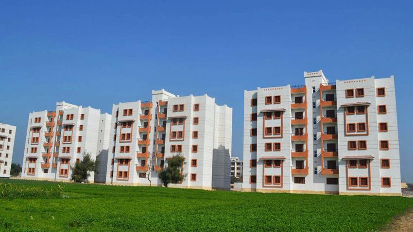 الإسكان الاجتماعي بحي الكوثر بمحافظة سوهاج