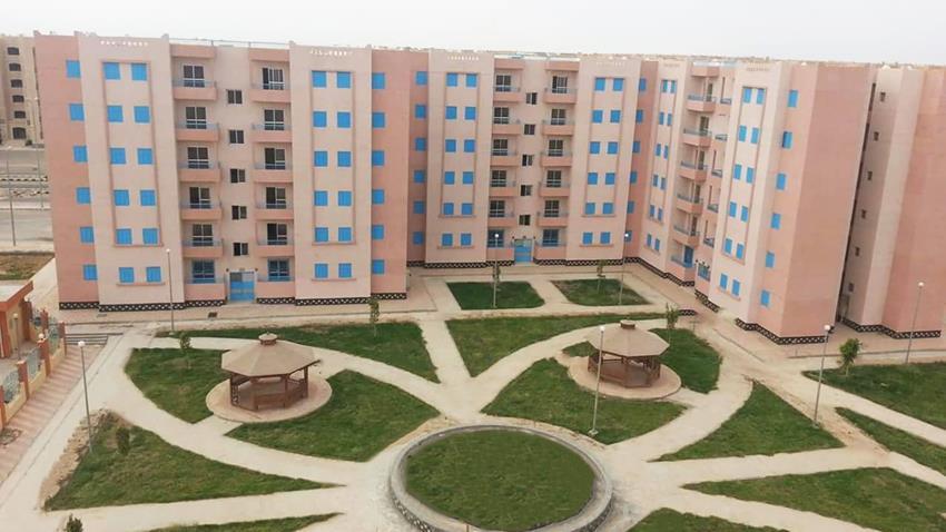 الإسكان الإجتماعي بمحافظة قنا