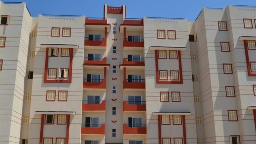 الإسكان الاجتماعي بمحافظة الغربية