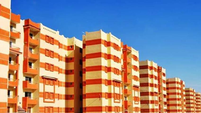 الإسكان الاجتماعي بالسويس