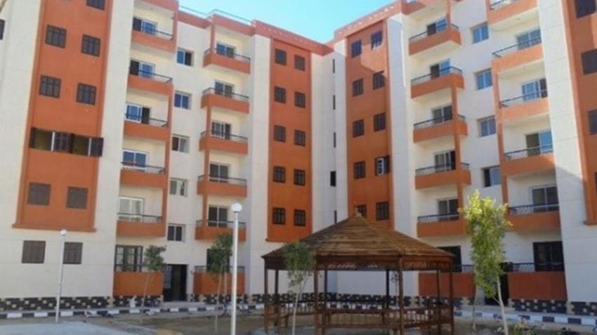 الإسكان الاجتماعي بمدينة المنيا الجديدة