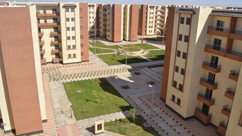 الإسكان الاجتماعي بمحافظة أسيوط