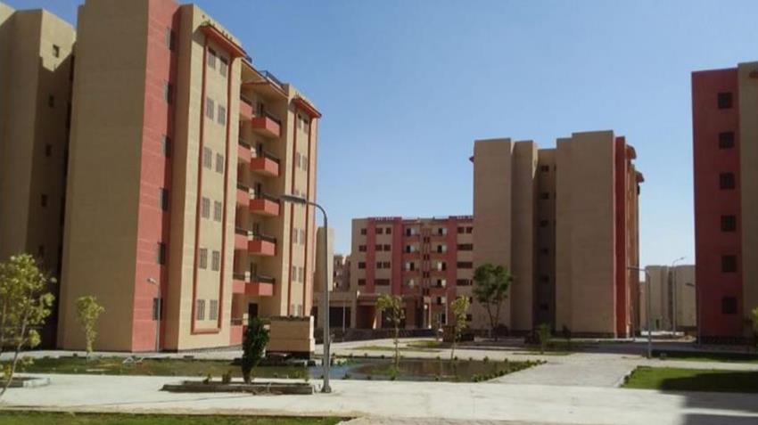 الإسكان الإجتماعي بمدينة العبور الجديدة