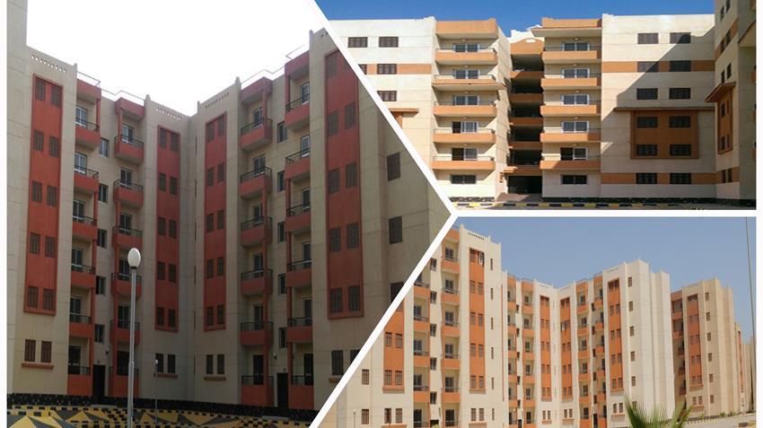 الإسكان الاجتماعي بمحافظة بني سويف