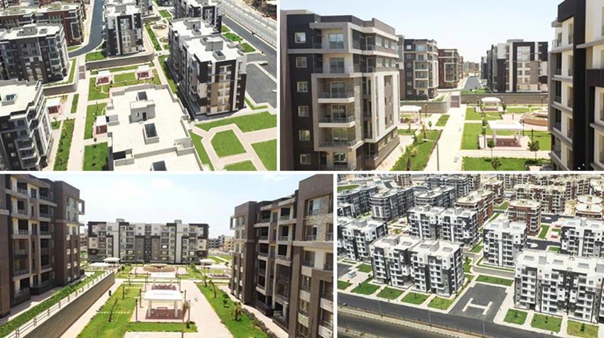 الإسكان المتوسط دار مصر بمدينة الشروق بمحافظة القاهرة