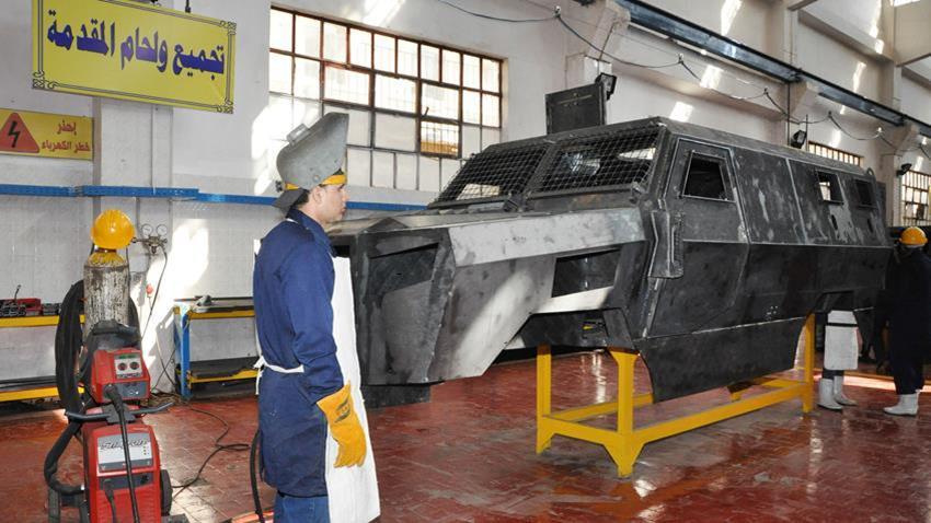 تطوير عدد من مصانع القوات المسلحة