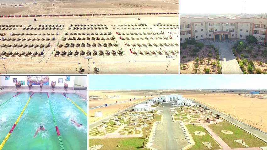 قاعدة براني العسكرية