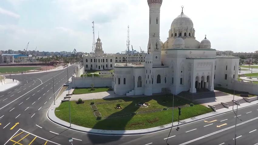 تطوير منشآت قاعدة الإسكندرية البحرية