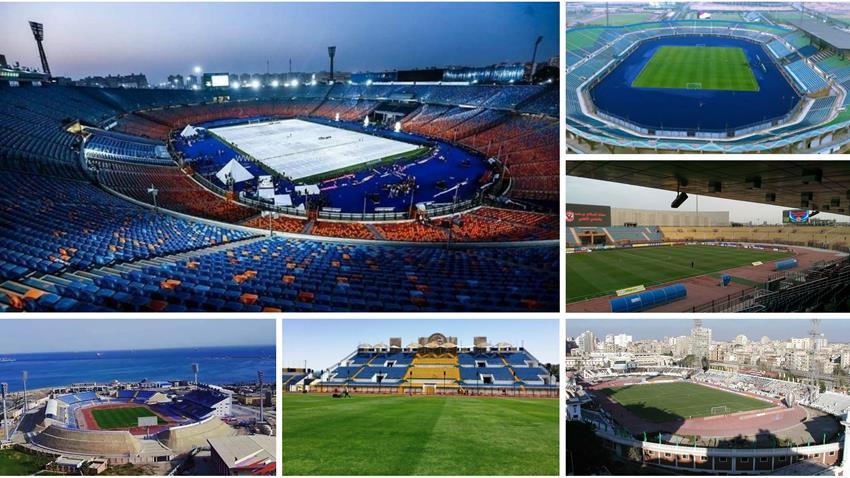 تطوير ٦ إستادات لاستضافة كأس الأمم الأفريقية