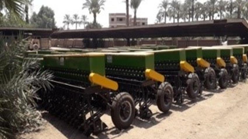 تطوير نظم استخدام الميكنة الزراعية بمحافظتي المنيا والفيوم