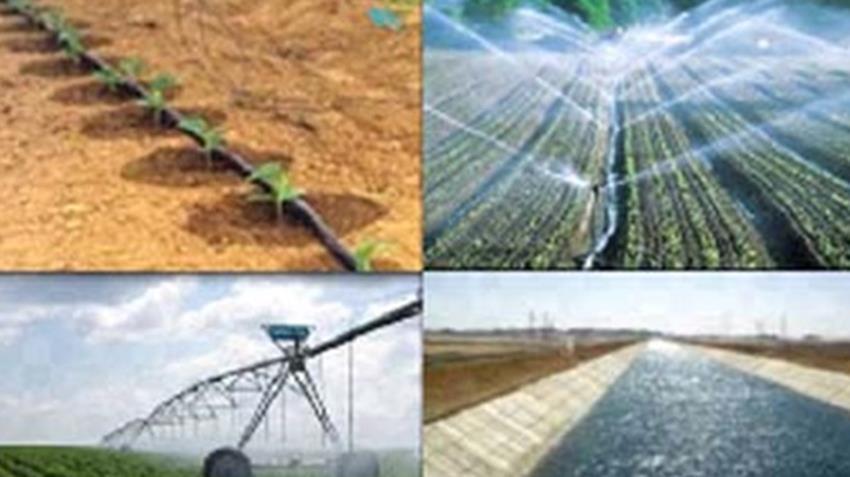 توفير المياه وتطوير منظومة الزراعة بمحافظتي شمال وجنوب سيناء