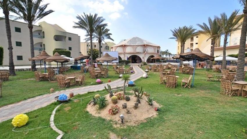نادي الفيروز بمدينة الإسماعيلية الجديدة