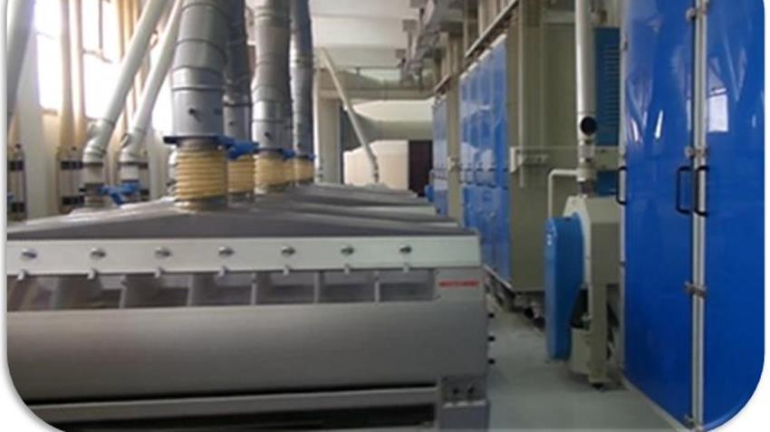 الشركة القابضة للصناعات الغذائية بمحافظة بني سويف
