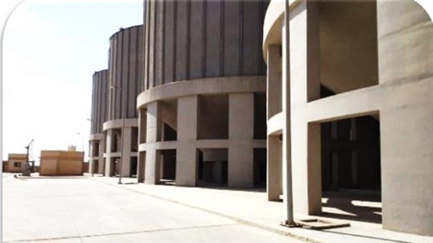 إنشاء ثلاث صوامع (مريوط –الصباحية - برج العرب) بمحافظة الإسكندرية