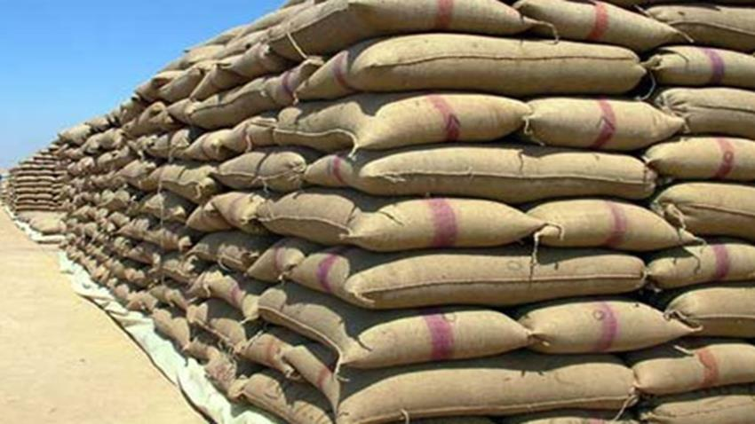 شونة الطيبة لتخزين الغلال بسمالوط بمحافظة المنيا